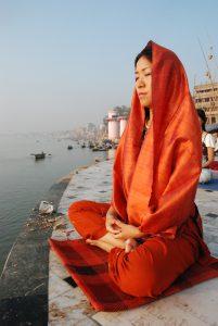 Happy幸子瞑想