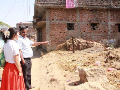 インドスジャータ村クリーニングプロジェクト